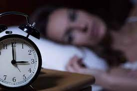 what should I do with insomnia?